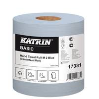 Katrin Basic Hand Towel Roll M2 blue