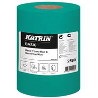 Katrin Basic Hand Towel Roll S Green
