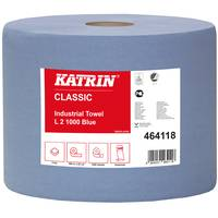Katrin Classic Industrial Towel L2 Blue