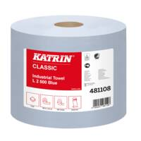 Katrin Classic Industrial Towel L2 Blue laminated